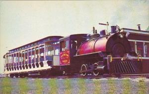 Pinafore Park Pioneer Locomotive St Thomas Ontario Canada