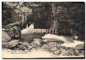 Postcard Old Cave Pafasset Gedre Luz Road has Gavarnie