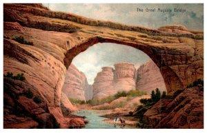 Utah San Juan Co. , Great Augusta Bridge