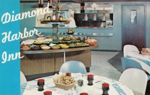 CASSOPOLIS , Michigan , 1950-60s ; Diamond Harbor Inn