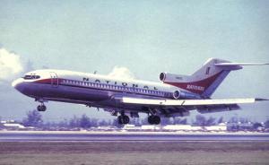 National Airlines - Boeing 727 - Short/Medium Range