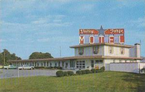 Pennsylvania Downington Valley Forge Motel