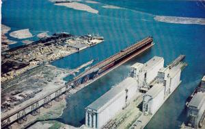 Iron Ore, C.N.R. Dock, PORT ARTHUR, Ontario, Canada, 40-60´