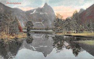 Romsdalshorn Norway Unused