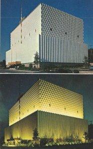 The Abundant Life Building, Tulsa, Oklahoma Vintage Postcard