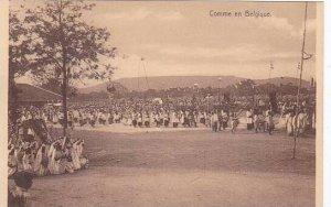 Belgian Congo Comme en Belgique