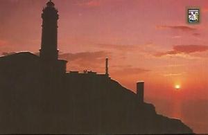 POSTAL 54812: SANTANDER Faro del Cabo Mayor