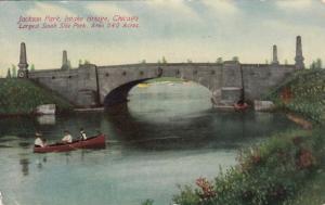 CHICAGO , Illinois , PU-1912 ;  Jackson Park, Intake Bridge