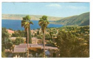 General View, Tiberias, Israel, Asia, 1940-1960s
