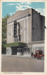 MILFORD, Delaware, PU-1924; New Theatre