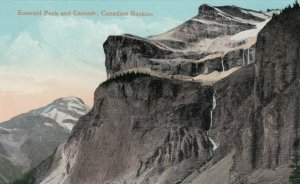 BRITISH COLUMBIA, Canada , 00-10s; Emerald Peak and Cascade, Canadian Rockies