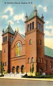 New Hampshire St Patrick's Church