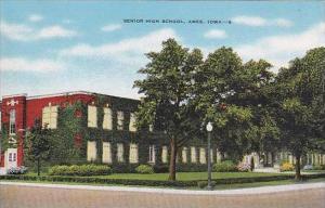 Iowa Ames Senior High School