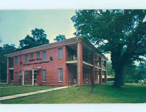 Pre-1980 CHURCH SCENE Biloxi Mississippi MS A8892