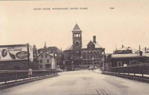 Rhode Island Woonsocket Court House