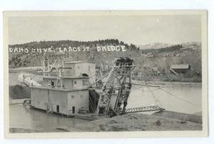 RPPC Idaho City's Largest Gold Dredge Idaho City ID