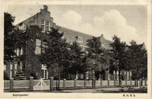 CPA APPINGEDAM R.H.B.S. NETHERLANDS (706134)