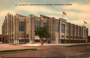 Indiana Indianapolis Coliseum At Indiana State Fairgrounds