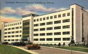 Tallahassee Memorial Hospital Tallahassee FL Unused