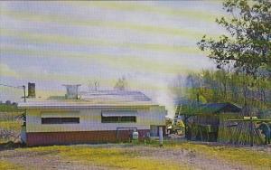 Tennessee Selmer Sorghum Molasses Mill