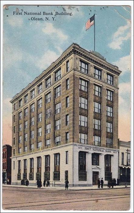 First National Bank, Olean NY