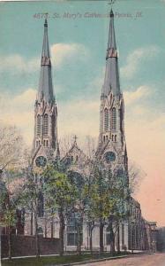 Illinois Peoria Saint Marys Cathearal