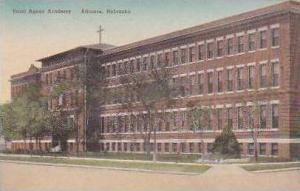 Nebraska Alliance Saint Agnes Academy Albertype