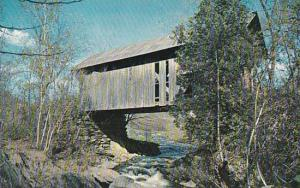 Covered Bridge There Are Over 120 Covered Bridges Still Standing In Vermont