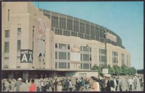 Municipal Stadium,Cleveland,OH Postcard