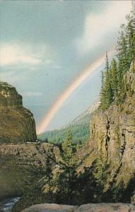Montana Rainbow Over Golden Gate Canyon