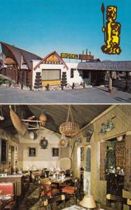 TROIS-RIVIERES OUEST , Quebec , Canada , 1984 , Coconut Motel