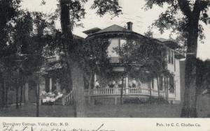 VALLEY CITY , North Dakota , 1909 ; Dormitory Cottage