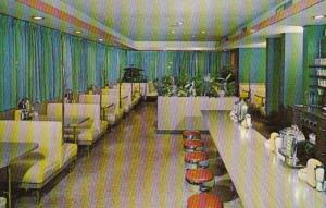 Oklahoma Muskogee Russ Drive-In Restaurant Hiway 69