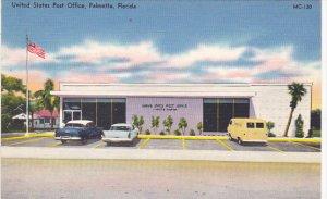 Post Office Palmetto Florida