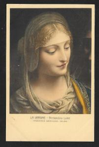 The Virgin Luini Unused c1920s