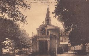 Dunkerque Chapelle Des Dunes French Religious Postcard