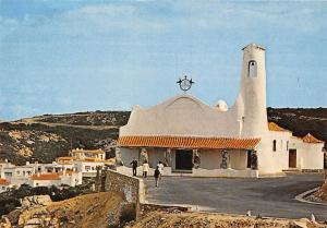 Portugal Porto Cervo Chiesa Stella Maris Eglise