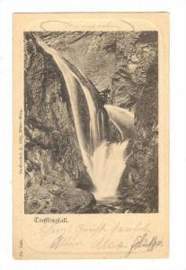 Trefflingfall , Austria , PU-1901