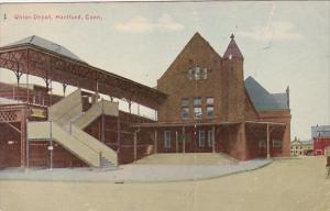 Union Railroad Depot Hartford Connecticut