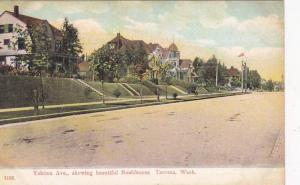 Yakima Avenue showing beautiful Residences, Tacoma, Washington, 00-10s