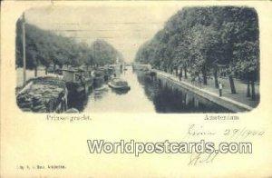 Prinsengracht Amsterdam Netherlands 1900