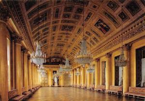 France Chateau de Compiegne, Galerie de Bal Ballroom, Ball-Saal