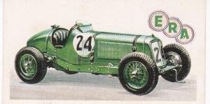 Trade Card Brooke Bond History of the Motor Car No 35