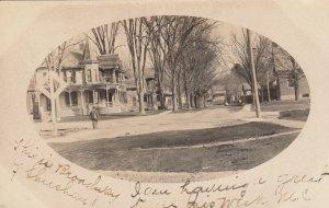 RP: SHUSHAN , New York , 1907 ; Main Street