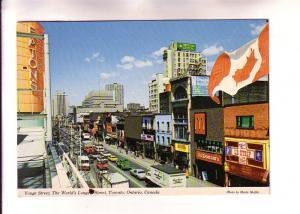 70's Cars, Yonge Street, McDonald's Le Strip, Eaton's etc. Toronto, Ontario, ...