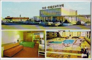 The Executive, A Motor Hotel, Buffalo NY