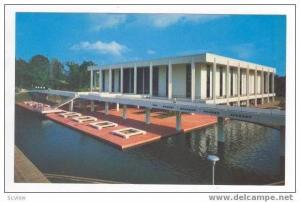 Robert Muldrow Cooper Library, Clemson SC 1960-70s