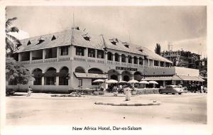 German East Africa Tanzania, Dar-es-Salaam, New Africa Hotel 1953