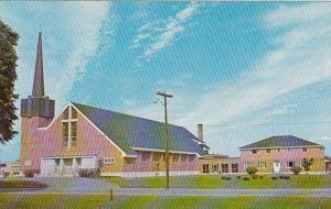 Maine Winslow Saint John The Baptist Church