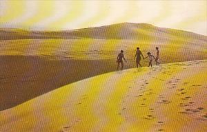 Jockey's Ridge Sand Dunes , NAGS HEAD , North Carolina , 40-60s